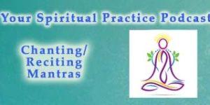 Chanting-spiritual practice
